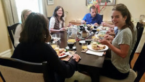 Food, fun and family